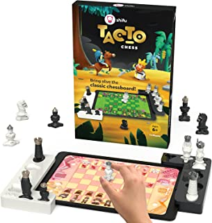 Tacto Chess by PlayShifu (app Based) - Interactive Chess Board Set for Family Game Night, Strategy Games Gifts for Boys & ...
