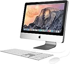 Apple iMac MC812LL/A Intel Core i5-2500S X4 2.7GHz 4GB 1TB DVD+/-RW 21.5in (Silver) (Renewed)