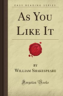 As You Like It (Forgotten Books)