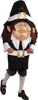 Forum Novelties Men's Parade Pleaser Mascot Pilgrim Costume
