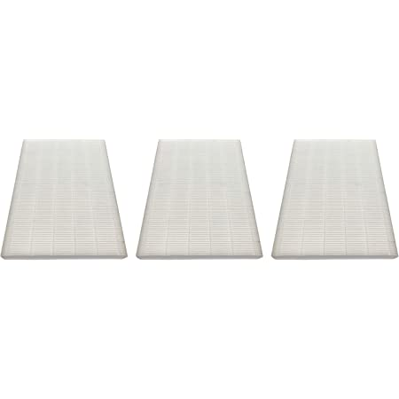 HEPA Replacement Filter Compatible w// Sharp Plasmacluster Air Purifier FP-A60U