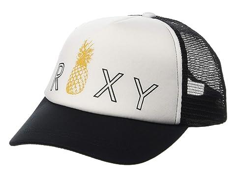 Roxy Kids Reggae Town Trucker Hat at Zappos.com 5b3704d448ee