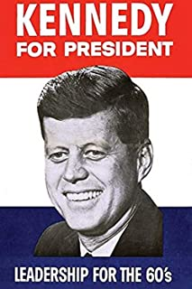 """Buyenlarge 0-587-28490-0-P1218 Kennedy for President Paper Poster, 12"""" x 18"""""""