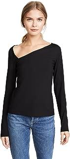 Women's Laurene Diagonal Neck Top