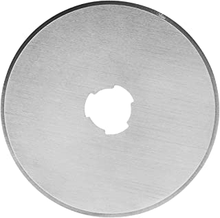 Wedo 0784501 - Cuchillo circular, con cuchilla de repuesto de 45 mm