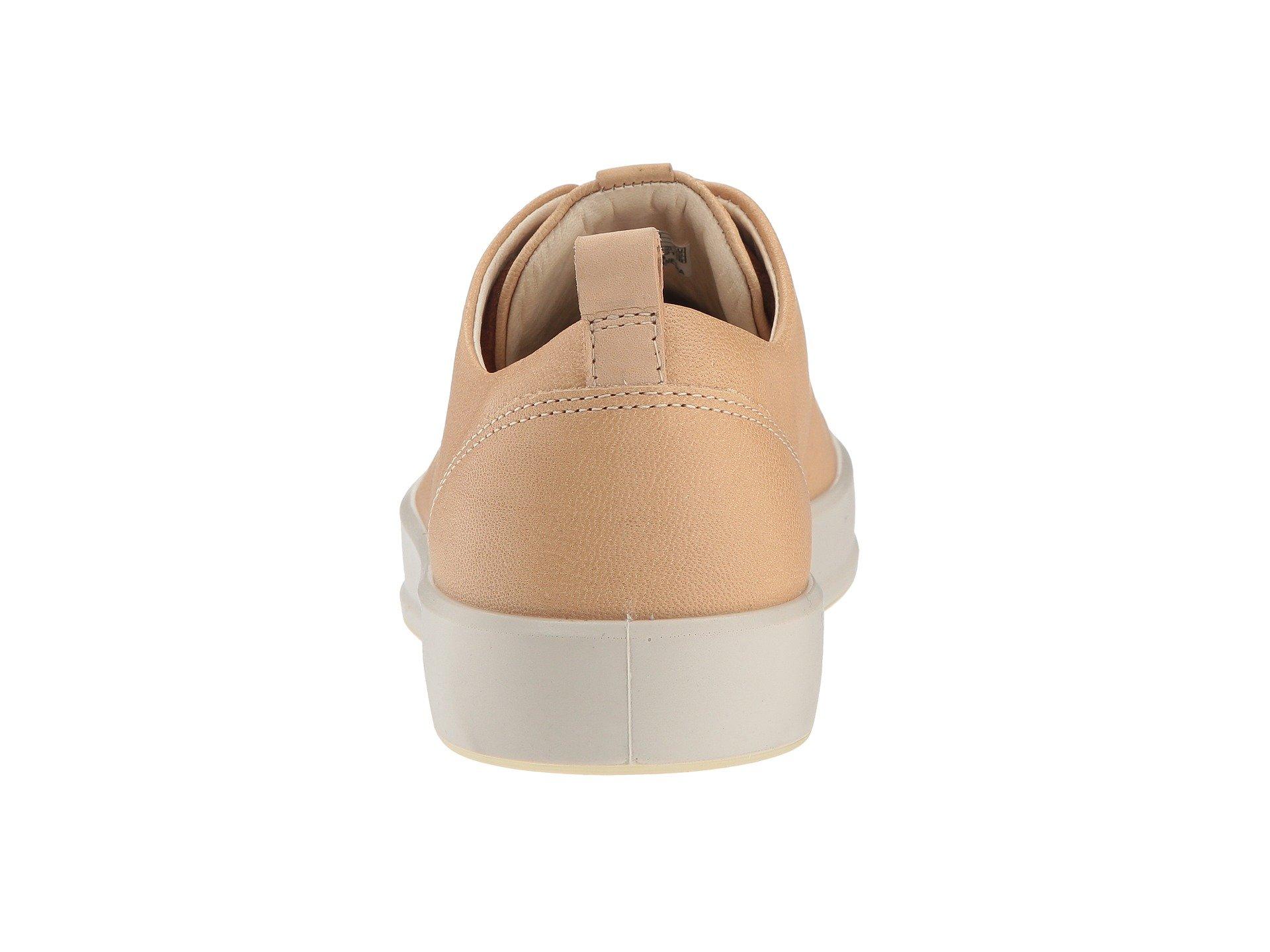 Camel Ecco Sneaker Leather Powder 8 Soft wpIRKIHq8O
