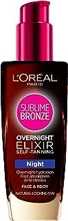 Sublime Bronze by L'Oreal Paris Night Serum Tint Custom Tan Self-Tan Mist Tint tbc 100ml