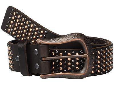 Ariat Cooper Multi Nailhead Belt (Brown) Women
