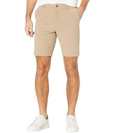 Faherty Belt Loop All Day Shorts (Khaki) Men