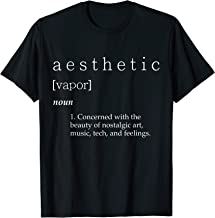 aesthetic definition shirt