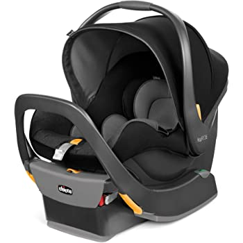 Chicco KeyFit 35 Infant Car Seat - Onyx, Black