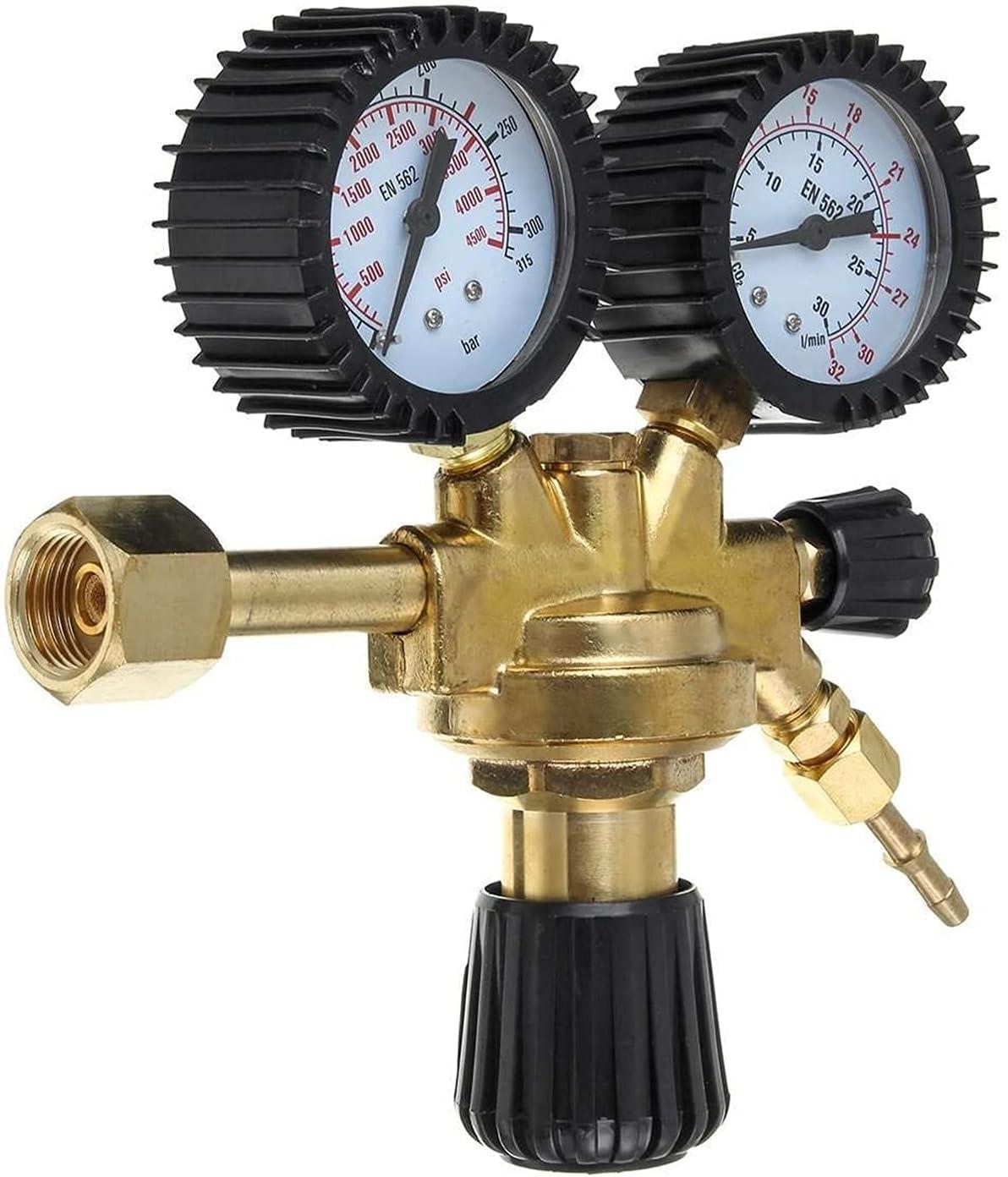 ZHU-CL Air supreme Quantity limited Regulator AR CO-2 Tig Meter,Gas Flow Regula Mig