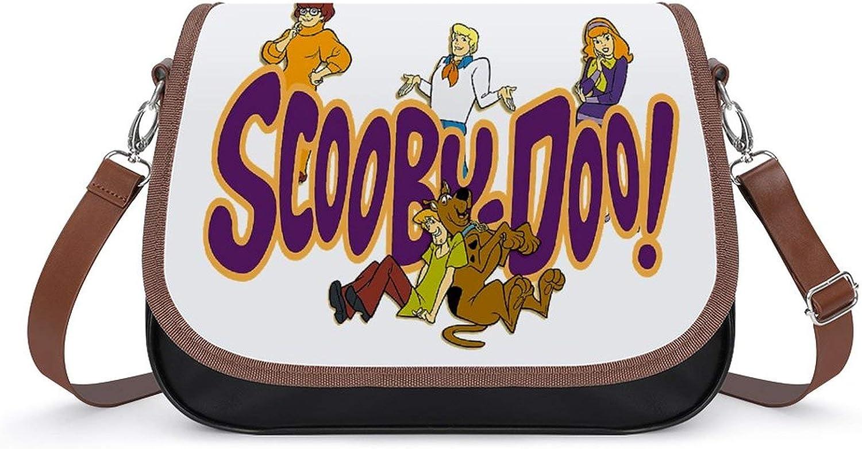 Scooby-doo Toys Women Ranking TOP17 Vintage Bags Shoulder Bag Max 60% OFF Retro Handbag