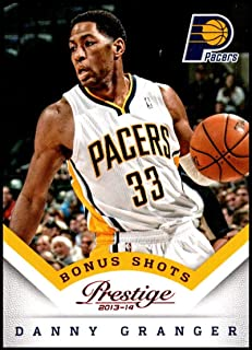 2013-14 Panini Prestige Bonus Shots Red #41 Danny Granger NM-MT Indiana Pacers Official NBA Basketball Card