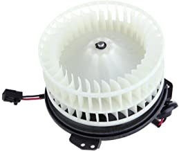 cciyu HVAC Heater Blower Motor with Wheel Fan Cage 4885475AC Air Conditioning AC Blower Motor fit for 2004-2008 Chrysler Pacifica /2001-2007 Chrysler Town Country /2001-2007 Dodge Caravan