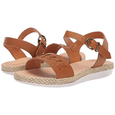 Tommy Bahama Relaxology(r) Ilsa (Camel Leather) Women