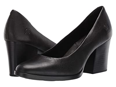 Born Enns (Black Full Grain Leather) Women