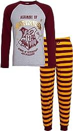 Pyjama pour homme Alumni Poudlard Pyjama Gryffondo