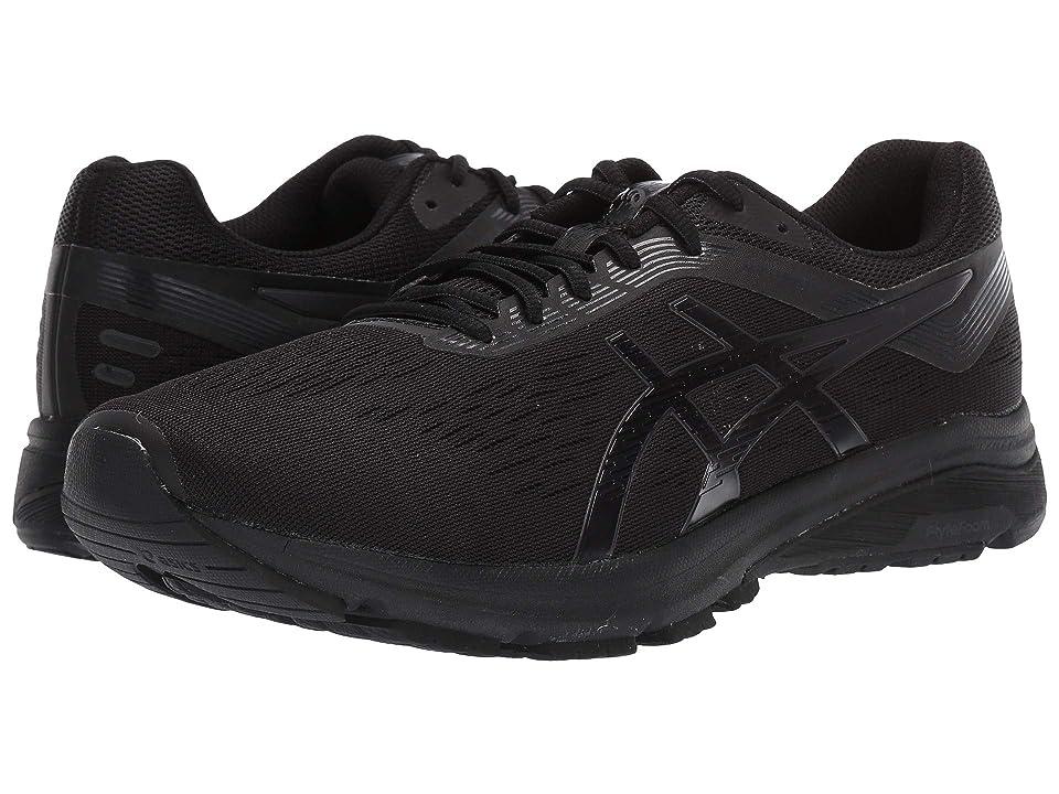 ASICS GT-1000 7 (Black/Phantom) Men