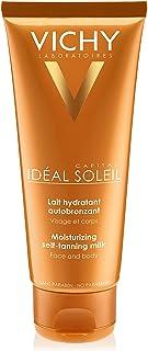 Vichy Capital Soleil Moisturizing Self Tanning Milk 100 ml