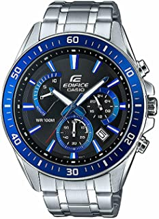 Casio Dress Watch For Men Analog Stainless Steel - EFR-552D-1A2VUDF