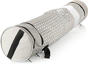 com-four® Rangement du Papier d'emballage - Organisateur de Papier d'emballage - Sac de Papier d'emballage - Rangement des...