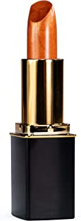 L'Paige L05 Frosted Copper Designer Lipstick, All-Natural, AloeVera, Long-lasting Moisturizing