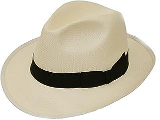 4581bbde7e06 Amazon.co.uk: Off-White - Panama Hats / Hats & Caps: Clothing