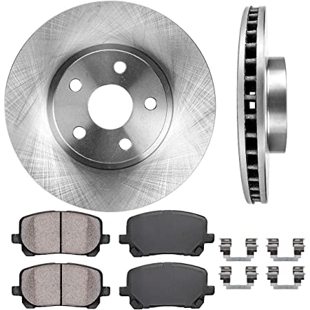 Power Stop Z17 Evolution Brake Kits CRK2316
