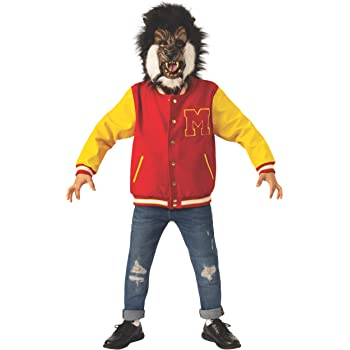The Michael Jackson Thriller Werewolf Deluxe Kids Fancy Dress ...