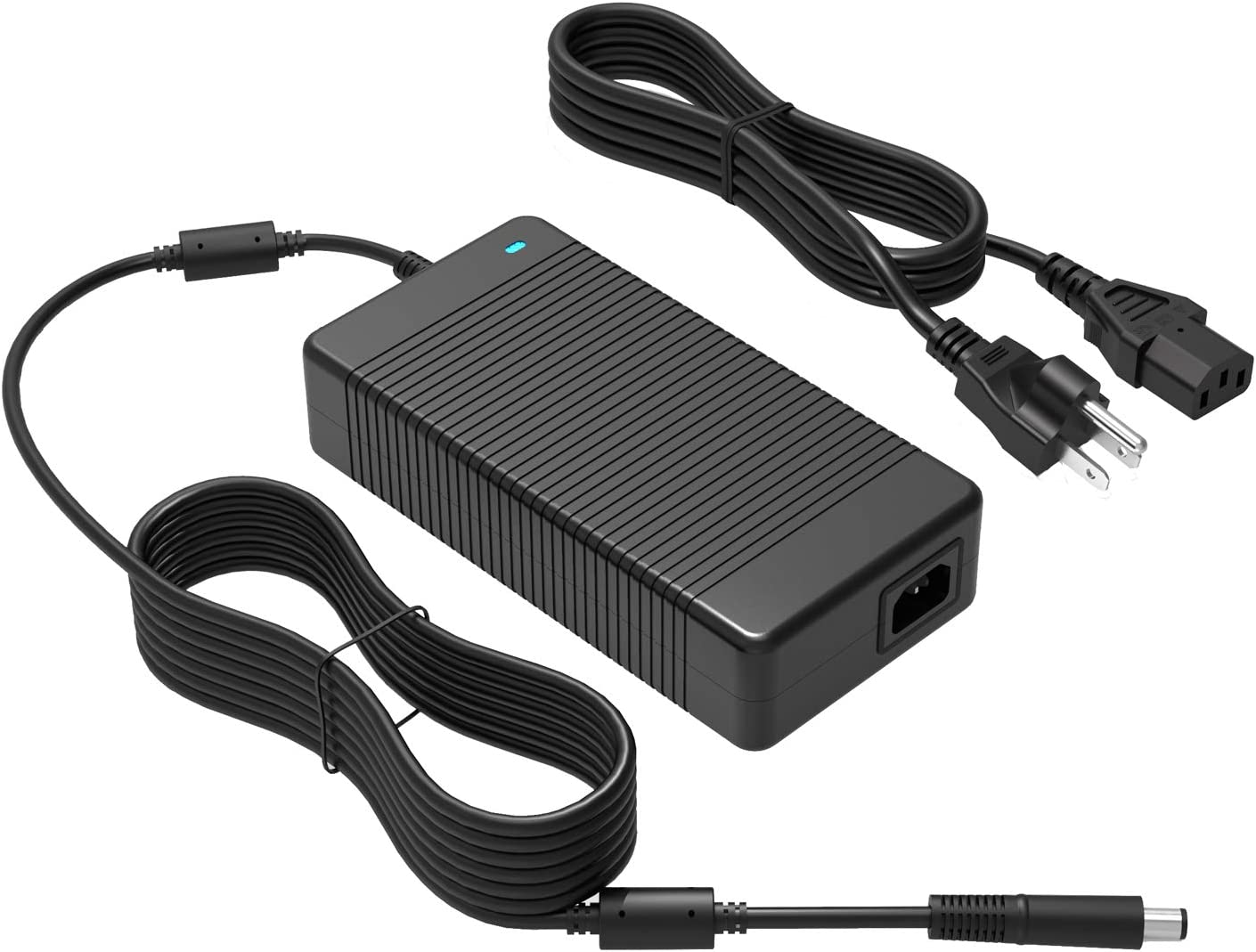 19.5V 16.9A 330W Alienware Power Supply AC Adapter Charger Fit for Dell Alienware X51 X51 R2, M18x M18x R1, R2, R3, DA330PM111 ADP-330AB B XM3C3 331-2429 320-2269 Laptop Replacement Power Cord