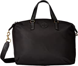 Tory Burch - Scout Nylon Slouchy Satchel