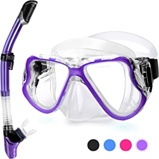 Best scubapro snorkel set Reviews