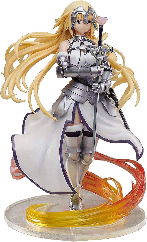 buen precio Aniplex Fate Apocrypha PVC PVC PVC Statue 1 7 Ruler La Pucelle 24 cm  descuento
