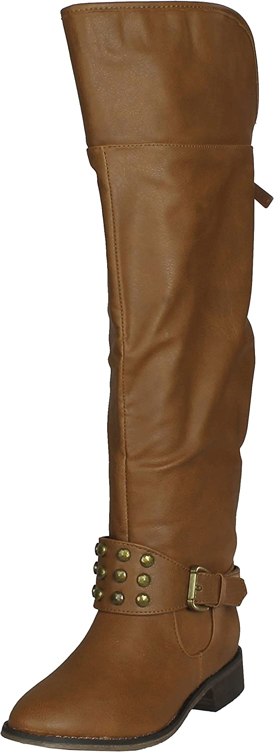 Breckelles Harley-11 Women's Riding Boots