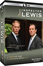 Masterpiece Mystery: The Complete Inspector Lewis - The Pilot and Complete Series 1-4