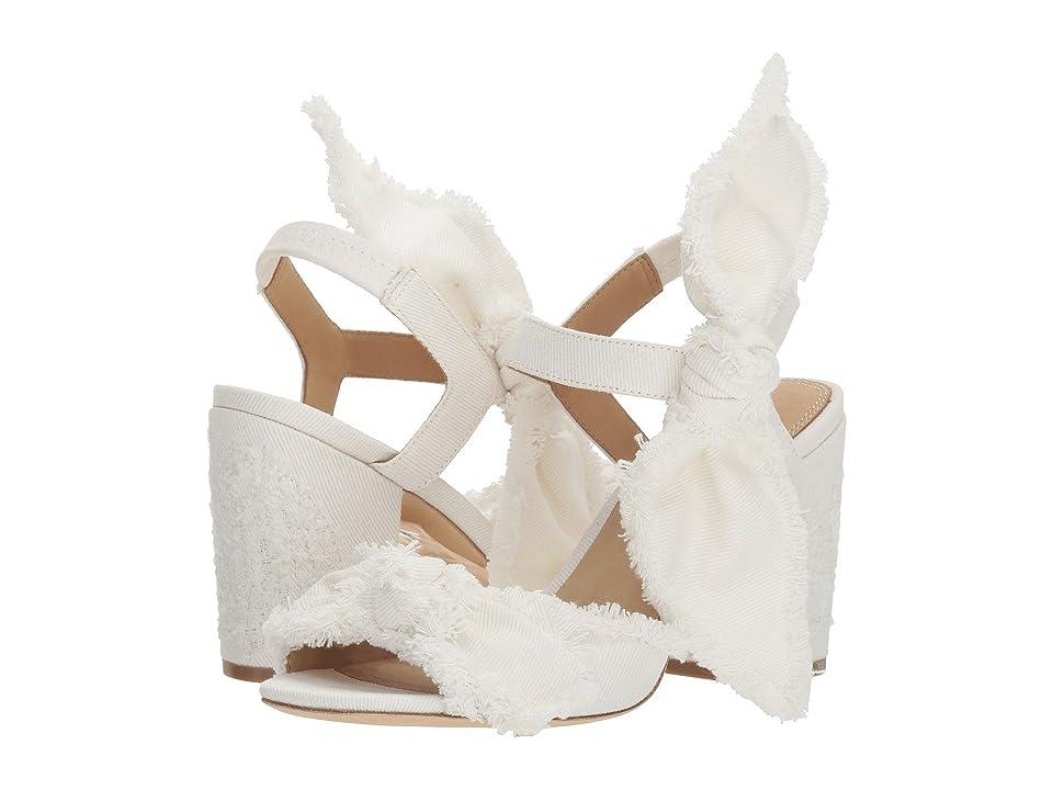 Bill Blass Carmen 90 (White) High Heels