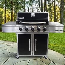 GrillSmith Executive Series 5-Burner Premium Gas Grill