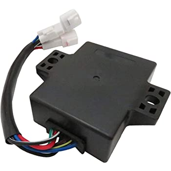 Motorcycle CDI Box Igniter Module For ATV KLF220 BAYOU 220 1988-1995 Replacement Part