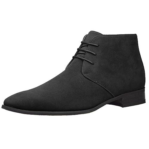 smart casual mens boots - 58% OFF
