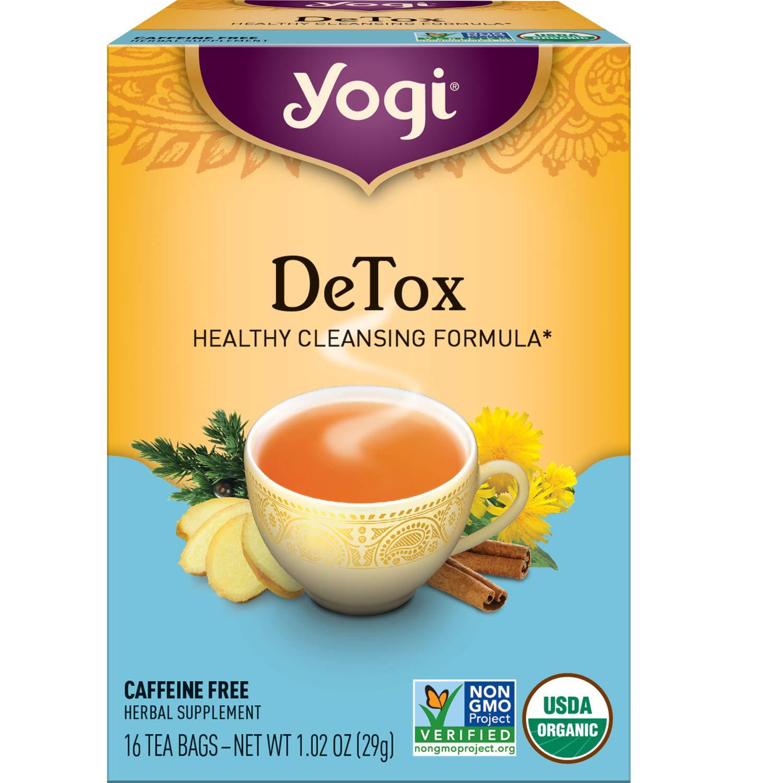 detox natural tea)