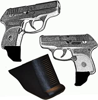 Garrison Grip Two XL 1.25 Inch Grip Extensions Fits Ruger LCP 380 and LCP II