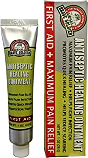 Brave Soldier Antiseptic Quick Healing Ointment with Tea Tree Oil,1 Ounce, Quick First AID with Botanical Blend for Natura...