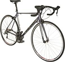 Vilano Forza 2.0 Aluminum Carbon Road Bike with Tiagra STI
