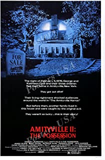 Posters USA Amityville II The Possession GLOSSY FINISH Movie Poster - FIL816 (16
