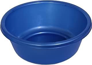 Ybm Home Round Plastic Wash Basin 1148 11.25 COLOR MAY VARY