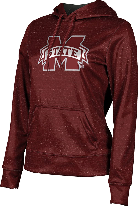 ProSphere Mississippi State University Girls' Pullover Hoodie, School Spirit Sweatshirt (Heather)