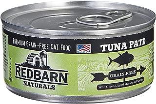 Redbarn Pet Products-Food 017092 Red Barn Naturals Pate Cat Tuna Can, 5.5 Oz