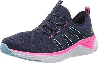 comprar comparacion Skechers Solar Fuse-Electric Pulse, Zapatillas Deportivas para Mujer
