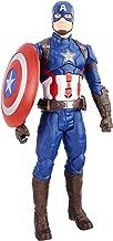 Marvel Avengers Electronic Captain America, 12-inch